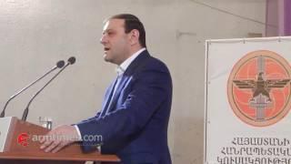 armtimes com/ Մեր նախընտրական ծրագրում խոստումներ չեն  Տարոն Մարգարյան