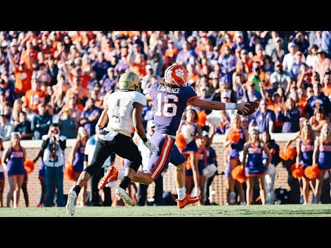 Sports Update - Clemson Making History with Victory over Wofford
