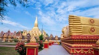 Exploring Vientiane, Laos - Temples Part 1