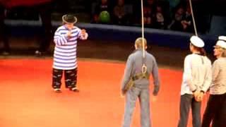 Приколы в Красноярском цирке