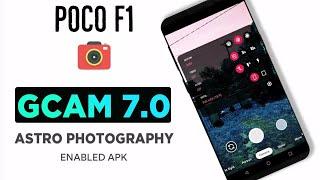 POCO F1 | GCam 7.0 POCOPHONE F1 Install & Full Review