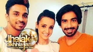 Jhalak Dikhhla Jaa - Season 8 | Sanaya Irani SURPRISED By Mohit Sehgal On Jhalak Reloaded!!