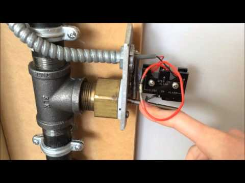 System Test 16 | Fire Sprinkler Riser