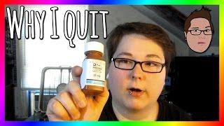 Why I Quit Prozac - Mental Health Monday