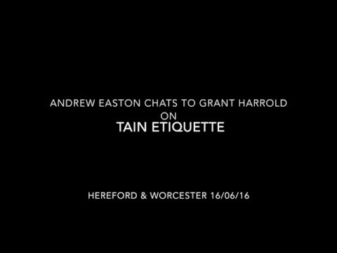 BBC Hereford & Worcester chats to Grant Harrold about Train Etiquette