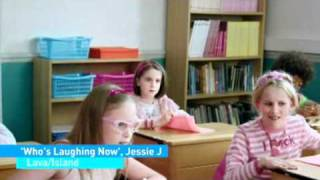 Jessie J takes aim at school bullies with 'Who's Laughing Now'