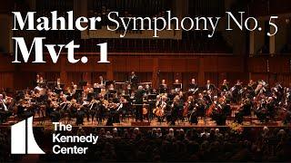 Mahler - Symphony No. 5, Mvt 1 | National Symphony Orchestra (excerpt)