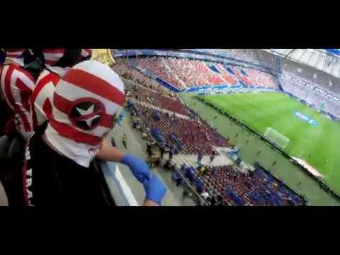 Cracovia na Finale Pucharu Polski