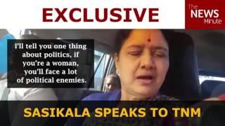 Exclusive: Sasikala says