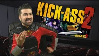Kick Ass 2 Angry Review