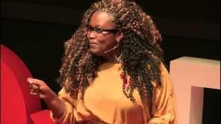 Asking WHY -  Jepchumba at TEDxEuston