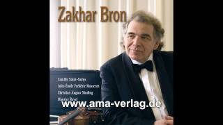 Zakhar Bron - Tzigane, Rhapsody for Violin and Orchestra (Maurice Ravel)