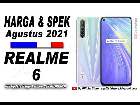 Rilis Realme 6 dan 6 Pro Indonesia! Spesifikasi dan harga.