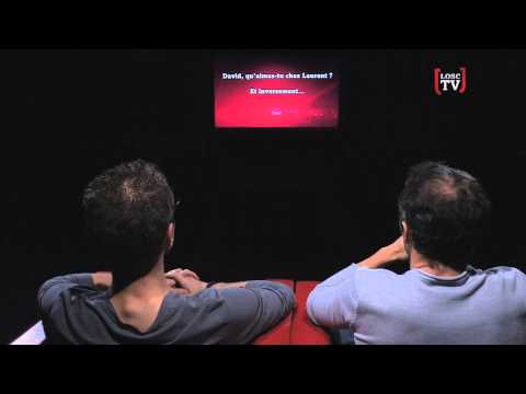 Le Box accueille...Laurent Bonnart et David Rozehnal