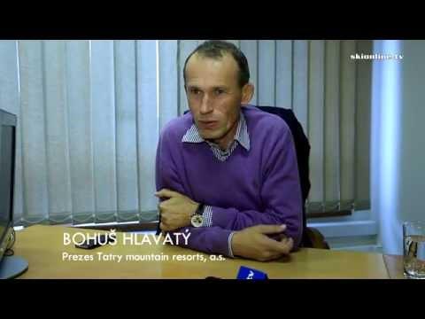 Prezes TMR Bohuš Hlavatý - pierwsze inwestycje w SON