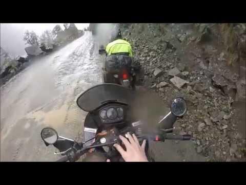Patagonia Motorcycle Trip November 2014
