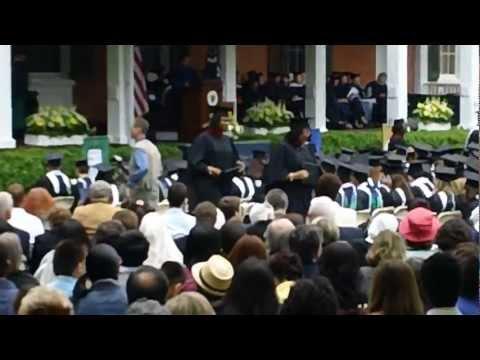 The Jefferson's - GRADUATION DAY - Drew University