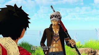 PlayStation(R)4「ONE PIECE WORLD SEEKER」「海賊カルマ」システム紹介PV