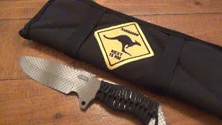 More Custom Knives From Australia...OutbackworkX