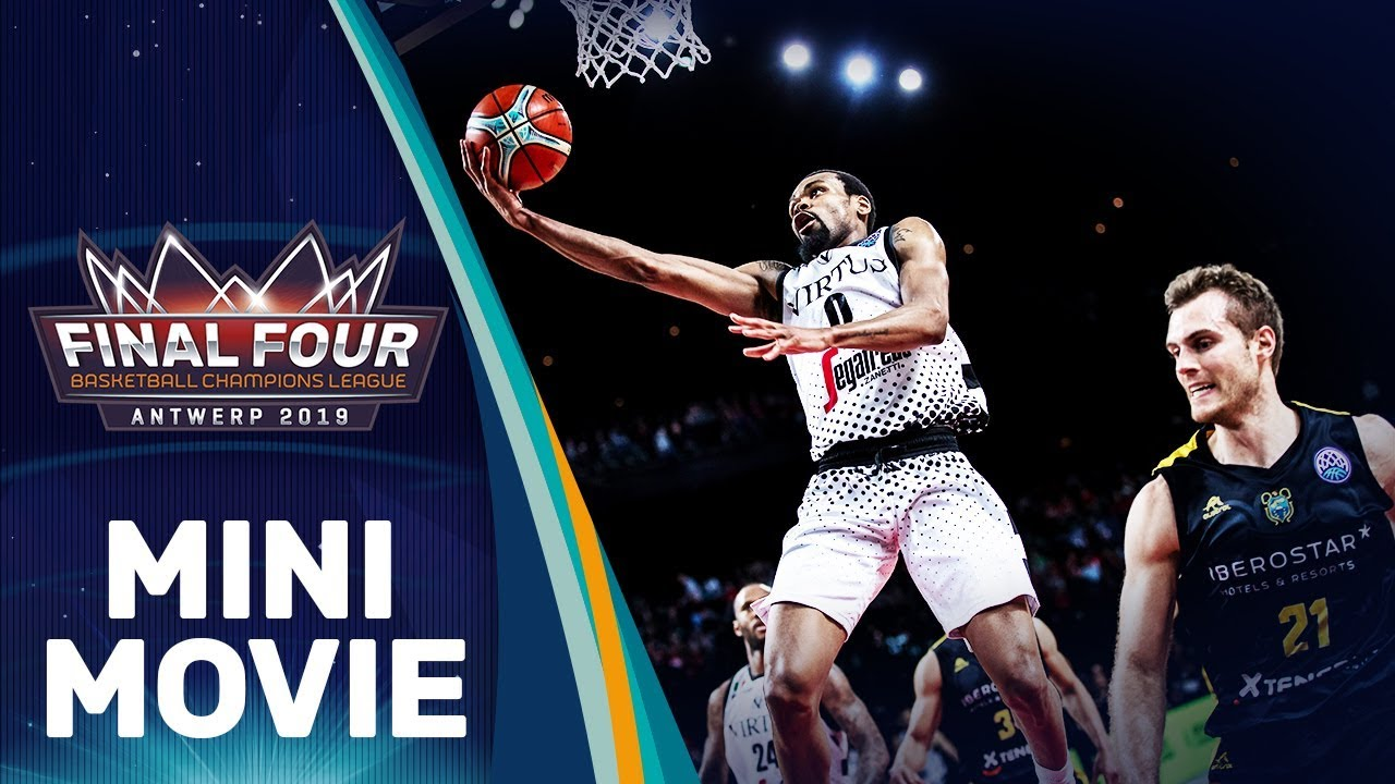 It all comes down to one game - Final Mini-Movie - Basketball Champions League 2018