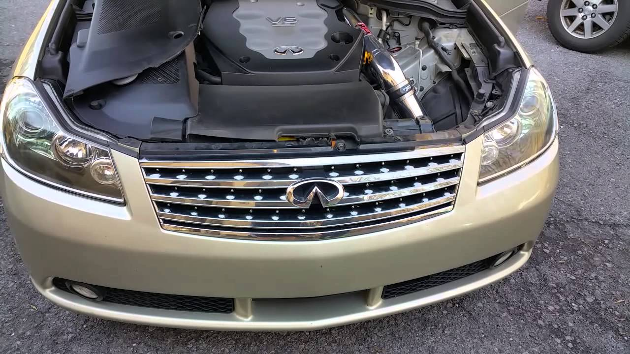 Infiniti m35 turbo
