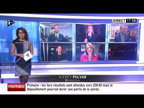 iTELE returns after the longest broadcasting strike in France 20.11.16