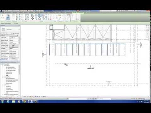 Drawing A Site Plan In Revit Youtube