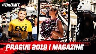 Hip-Hop, Breaking, 3x3? It's all here! | Magazine | FIBA 3x3 World Tour 2018 - Prague Masters 2018