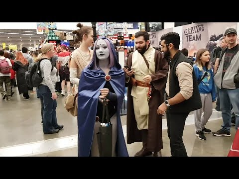 Vancouver Fan Expo 2017