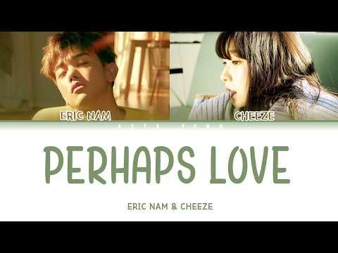Eric Nam, CHEEZE (에릭남, 달총) - PERHAPS LOVE (사랑인가요) (Prod.By 박근태) LYRICS (Color Coded/Han/Rom/Eng/가사)