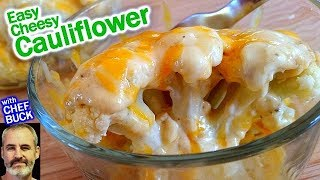 Cauliflower Snack Hack that's not a Cookie