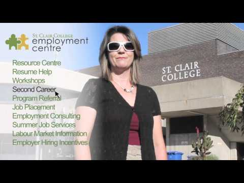 St. Clair College Employment Centres