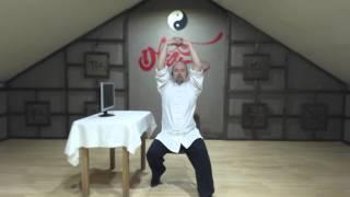 Супер гимнастика кунг-фу для сидячих (за компьютером, больных и т.п.)