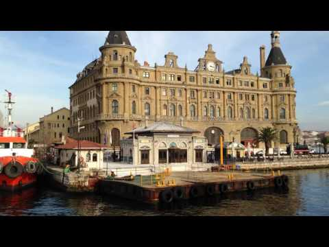 Haydarpasa train station @ Kadikoy / IST