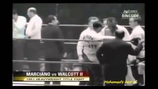 Rocky Marciano - The Brockton Blockbuster Highlights