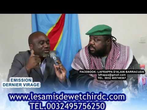 Alain Barracuda en colère. Un document signé par Mugalu  confirme Aimée Kabila fille de Mzée Kabila.