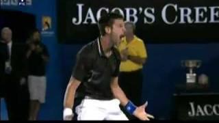 Novak Djokovic vs Rafael Nadal - Highlights [Last Point] - Australian Open 2012 Final