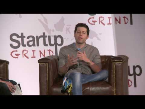 Sam Altman on how to get funded by Y Combinator @ Startup Grind