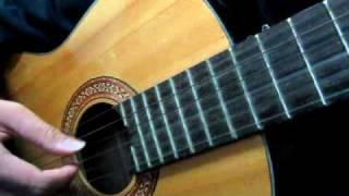 Chúc bé ngủ ngon Guitar Solo