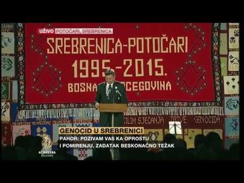 Borut Pahor pozvao na mir i oprost