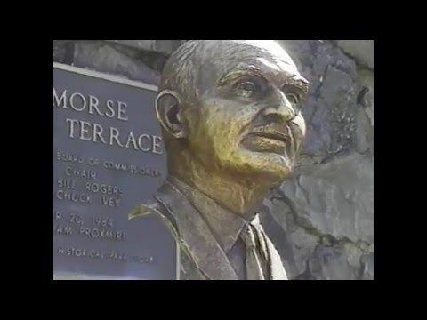 ESFT April 2016  Looking Back: Wayne Morse Free Speech Plaza