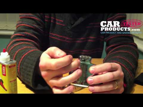 Whitby&Co Whitby Lighter Fluid Powered Hand Warmer Review -