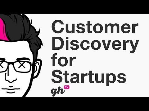 Steve Blank on Customer Discovery for Startups