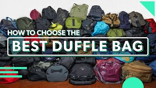 The Ultimate Duffle Bag Guide   How To Choose The Best Duffel Bag For Travel