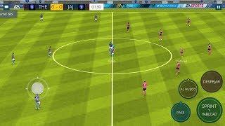 GAMEPLAY DE FIFA MOBILE BETA + DESCARGA APK MEGA & MEDIAFIRE