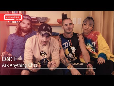 DNCE MRL Ask Anything Chat w/ Romeo (Full Version)