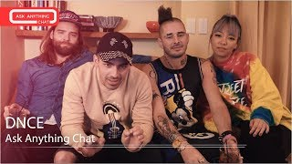 DNCE Most Requested Live Interactive Chat with Romeo  - AskAnythingChat