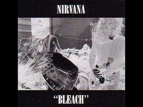 "NIRVANA ""Bleach""- Mr. Moustache"