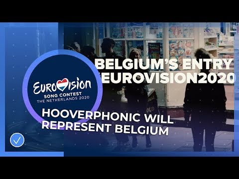 Hooverphonic will represent Belgium at Eurovision 2020! 🇧🇪