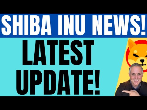 SHIBA INU TOKEN LATEST AND GREATEST UPDATE SHIB HOLDERS NEED TO SEE THIS